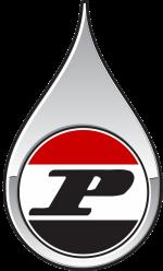 Plainsman oil drop logo